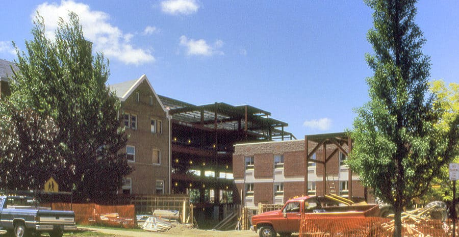 1994 Reed Manor Expansion & Construction